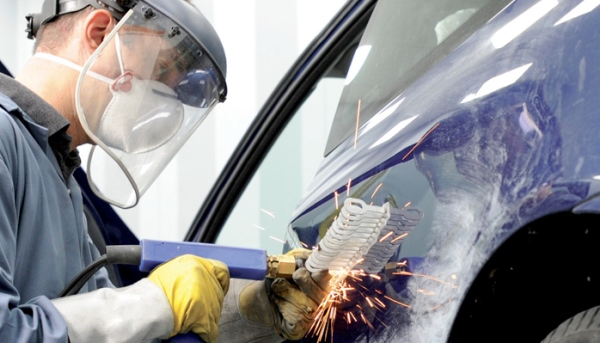 Removal and replacement for accident repairs
